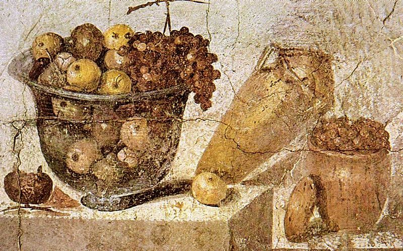 Article for Ancient roman cuisine